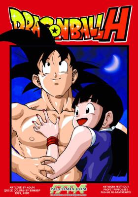 Goodcomix Dragon Ball - [Palcomix] - Dragon Ball H