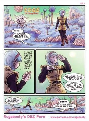 Goodcomix Dragon Ball - [Rugabooty] - Edge - A VegeBul Comic