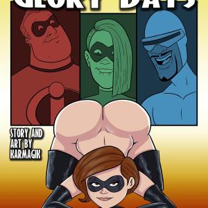 The Incredibles - [Karmagik] - Elastigirl in Glory Days