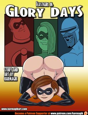 Goodcomix The Incredibles - [Karmagik] - Elastigirl in Glory Days
