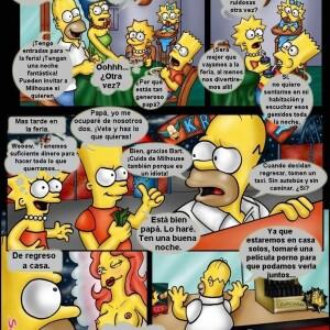 Simpsons - [Drawn-Sex][Ujinko] - Fantasies after the fair
