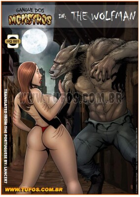 Goodcomix The Wolfman - [Tufos] - Gangue Dos Monstros 1 - Monster Squad 1: The Wolfman