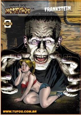 Goodcomix Frankenstein - [Tufos] - Gangue Dos Monstros 2 - Monster Squad 2: Monstros-Frankstein