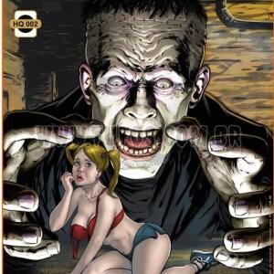 Frankenstein - [Tufos] - Gangue Dos Monstros 2 - Monster Squad 2: Monstros-Frankstein