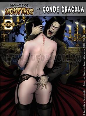 Goodcomix Dracula - [Tufos] - Gangue Dos Monstros 3 - Conde Dracula