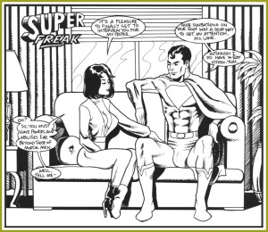 Goodcomix DC Comics - [Kevin Taylor] - Girl - Body Heat: Super Freak