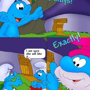 The Smurfs - [Drawn-Sex][Lucky Shark] - Happy Village of Smurfs #2