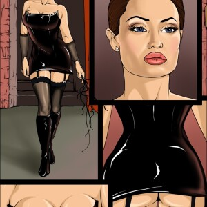 Mr. & Mrs. Smith - [Sinful Comics] - Hard The Smith Family - Angelina and Brad Behind Closed Doors