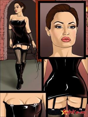 Goodcomix Mr. & Mrs. Smith - [Sinful Comics] - Hard The Smith Family - Angelina and Brad Behind Closed Doors