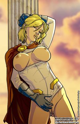 Goodcomix Superman - [Fuckit] - Hero's Reward - Power Girl Short Comic