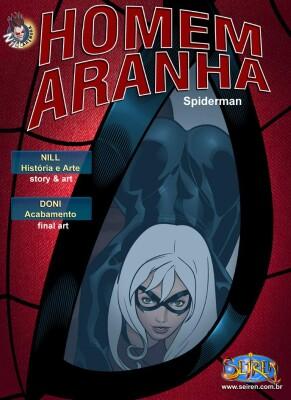 Goodcomix Spider-Man - [Seiren] - Homem Aranha - Spiderman