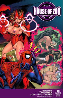 Goodcomix Spider-Man - [Tracy Scops] - House of Zoo