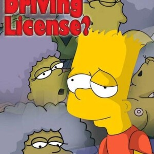 The Simpsons - [Comics-Toons] - How To Get A Driving Licence