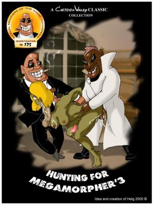 Goodcomix Crossover - [CartoonValley][Helg] - Agent Fuckspeed - Investigation #125 - Hunting For Megamorpher 3 (dildo13)