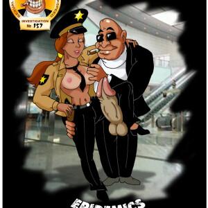 Crossover - [CartoonValley][Helg] - Agent Fuckspeed - Investigation #157 - Epidemics 1 (dildo5)