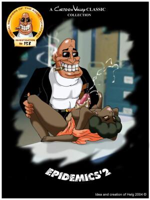 Goodcomix Crossover - [CartoonValley][Helg] - Agent Fuckspeed - Investigation #158 - Epidemics 2 (dildo6)