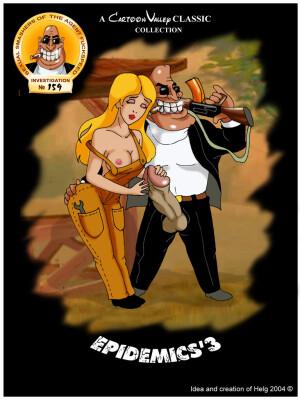 Goodcomix Crossover - [CartoonValley][Helg] - Agent Fuckspeed - Investigation #159 - Epidemics 3 (dildo7)