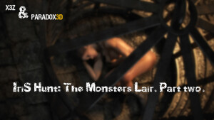 Goodcomix Tomb Raider - [HitmanX3Z (X3Z)][PARADOX3D] - Iris Hunt - IRIS: The Monster Lair. Part Two