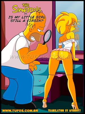Goodcomix The Simpsons - [Tufos] - Os Simptoons 006 - A Cacula Ainda E Virgem?