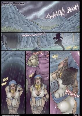 Goodcomix Dragon Age - [Nikraria] - Isabella's Deeproads