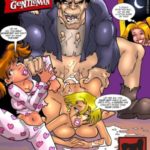 Crossover - [MonsterBabeCentral] - The Fraternal Order of Monstrous Gentlemen! - Issue 14 - Mother's Daughter