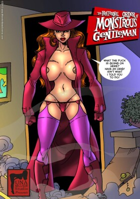 Goodcomix Crossover - [MonsterBabeCentral] - The Fraternal Order of Monstrous Gentlemen! - Issue 16 - Next Whore