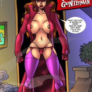 Crossover - [MonsterBabeCentral] - The Fraternal Order of Monstrous Gentlemen! - Issue 16 - Next Whore