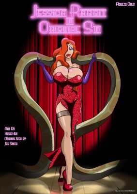 Goodcomix Who Framed Roger Rabbit - [Kogeikun] - Jessica Rabbit In Original Sim