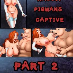 Who Censored Roger Rabbit - [UberMonkey] - Jessica Rabbit Part 2 - Pigman's Captive
