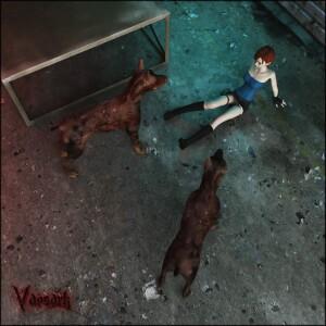 Goodcomix Resident Evil - [Vaesark] - Jill Valentine 2 [CGS04]