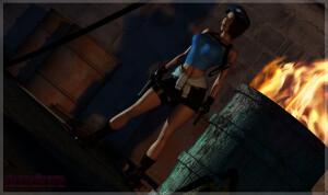 Goodcomix Resident Evil - [Mongo Bongo] - Valentines Day 1: Jill Valentine & Nemesis