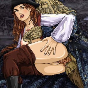 Pirates of the Caribbean - [Sinful Comics] - Keira Knightley Pirates Bonus