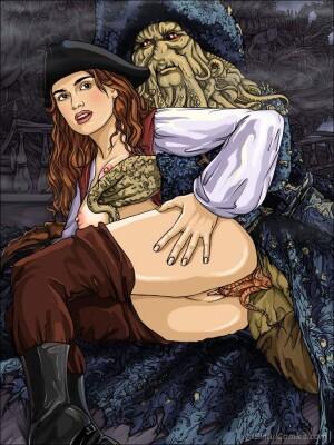 Goodcomix Pirates of the Caribbean - [Sinful Comics] - Keira Knightley Pirates Bonus