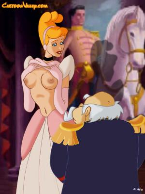 Goodcomix Cinderella - [CartoonValley][Helg] - King's Turn