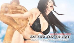 Goodcomix Dead or Alive - [CHOBIxPHO] - DOA KOKORO - PARADISE ON ZACK ISLAND (WINNER'S EDITION)