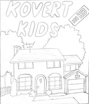 Goodcomix The Simpsons - [Jimmy] - Kovert Kids