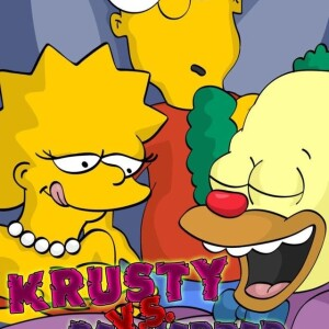 The Simpsons - [Comics-Toons] - Krusty V.S. Perverted Fans