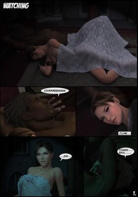 Goodcomix Tomb Raider - [Sasha2000Dog] - Lara Croft and Doppelganger