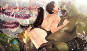 Goodcomix Dead or Alive - [CHOBIxPHO] - DOA MAI SHIRANUI - HARVEST NIGHT
