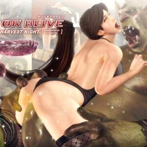 Dead or Alive - [CHOBIxPHO] - DOA MAI SHIRANUI - HARVEST NIGHT