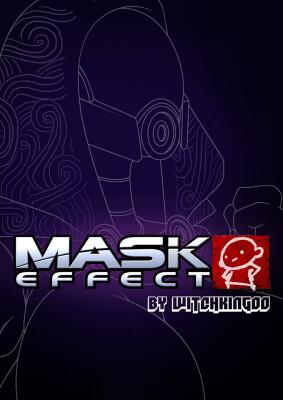 Goodcomix Mass Effect - [Witchking00] - Mask Effect 1