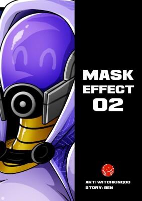 Goodcomix Mass Effect - [Witchking00] - Mask Effect 2