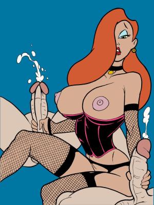 Goodcomix Who Framed Roger Rabbit - [CartoonValley] - Milky Tits