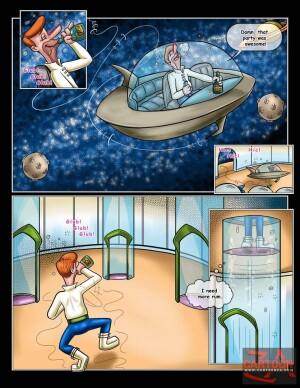 Goodcomix The Jetsons - [Cartoonza][Ujinko] - Mom's Visit