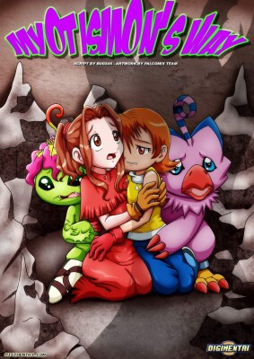 Goodcomix Digimon Adventure - [Palcomix][DigiHentai] - Myotismon's Way