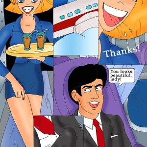 Totally Spies - [Drawn-Sex][Lucky Shark] - Operation Teams On Board