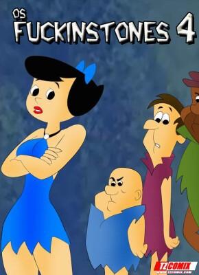 Goodcomix The Flintstones - [Ale][TZ Comix] - Os Fuckinstones 4