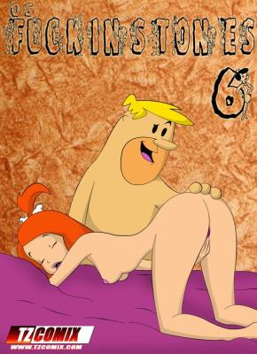 Goodcomix The Flintstones - [Ale][TZ Comix] - Os Fuckinstones 6