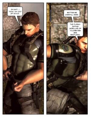 Goodcomix Tomb Raider - [Sasha2000Dog] - Parasite Queen or Treasure Hunter