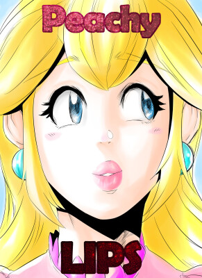 Goodcomix Super Mario Bros - [Aarokira] - Peachy Lips